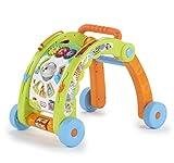 Little Tikes 3-in-1 Activity Walker, orange/green, Frustration-Free Packaging