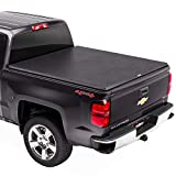 TruXedo TruXport Soft Roll Up Truck Bed Tonneau Cover | 271801 | fits 14-18, 2019 Limited/Legacy GMC Sierra & Chevrolet Silverado 1500 5' 9' Bed (69.3')