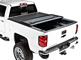 2014-2018 Chevy Silverado GMC Sierra 5.8 FT. Bed Gator Pro Premium Soft Tri-Fold Truck Bed Tonneau Cover GSF0132 Made in The USA