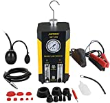 AUTOOL SDT-206 Automotive EVAP Leaks Testing Machine, 12V Vehicle Pipes Fuel Leakage Detector Diagnositc Tester for Car/Motorcycles/Boat (Newest Dual Modes)