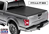 Gator ETX Soft Roll Up Truck Bed Tonneau Cover | 53307 | fits 04-14 Ford F-150  6'6' Bed | Made in the USA