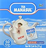 50 AMAZING WEIGHT LOSS DIET SLIMMING DETOX CLEANSING MANASUL ORGANIC NATURAL HERBAL SENNA PLANT TEA BAGS