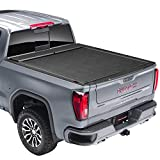 Roll N Lock M-Series Retractable Truck Bed Tonneau Cover | LG223M | Fits 2019 - 2020 New Body Style GM/Chevy Silverado/Sierra (Will not fit Carbon Pro Bed) 5' 10' Bed (69.9')