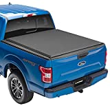 Lund Genesis Elite Roll Up, Soft Roll Up Truck Bed Tonneau Cover | 96872 | Fits 2015 - 2020 Ford F-150 5' 7' Bed (67.1')
