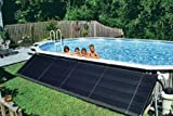 Sun2Solar Ground Mounted Heating Solar Panel System for Above Ground & Inground Swimming Pools | 2-Foot-by-20-Foot