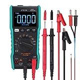 CAMWAY Digital Multimeter 9999 Counts TRMS Auto Range NCV Tester DC AC Voltage Current Meter Temperature Capacitance Tester …