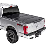 Undercover Flex Hard Folding Truck Bed Tonneau Cover | FX21021 | Fits 2017 - 2021 Ford Super Duty 6' 10' Bed (81.9')