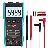 CAMWAY Digital Multimeter 9999 Counts TRMS Auto Range NCV Tester DC AC Voltage Current Meter Temperature Capacitance Tester …