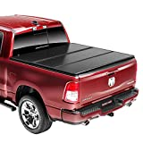 RUGGED LINER E-Series Hard Folding Truck Bed Tonneau Cover | EH-D6509 | Fits 2009-2018, 19/20 Classic Dodge Ram 1500 6' 4\' Bed (76.3\')