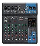YAMAHA MG10XU 10-Input Stereo Mixer with Effects
