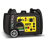 Champion 3400-Watt Dual Fuel RV Ready Portable Inverter Generator with Electric Start