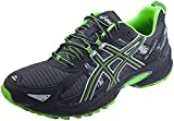 ASICS Men's Gel Venture 5 Trail Running Shoe, (11 D(M) US, Castle Rock/Black/Green)