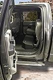 Tuffy 316-01 Full Width Under Rear Seat Lockbox for Ford F150 Crew Cab 2015+