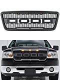 VZ4X4 Front Grill for Ford F150 2004 2005 2006 2007 2008 Raptor Style Grill, Gray,the link belong to store VZ 4X4, Please choose very carefully.