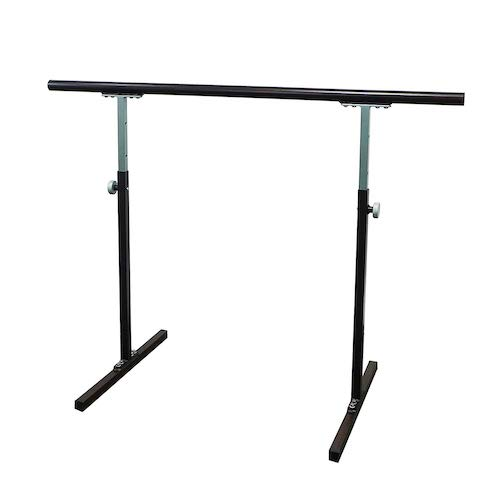 5. Softtouch Ballet Barre 4 ft. Portable Dance Bar - Adjustable Height 31