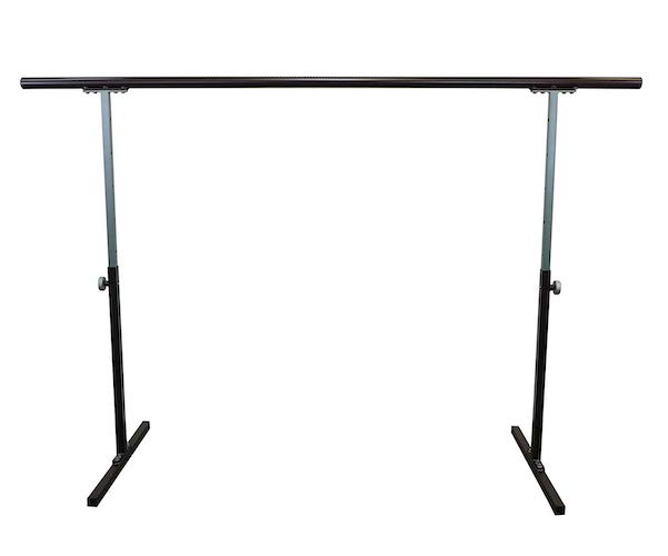 10. Softtouch Ballet Barre 6.5ft Portable Dance Bar - Adjustable Height 31