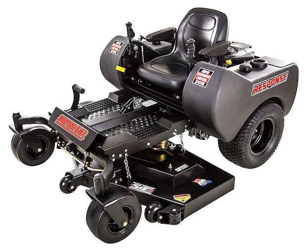 4. Swisher ZTR2454BS-CA 24 hp B&S ZTR California Compliant Trail Mower, Black, 54