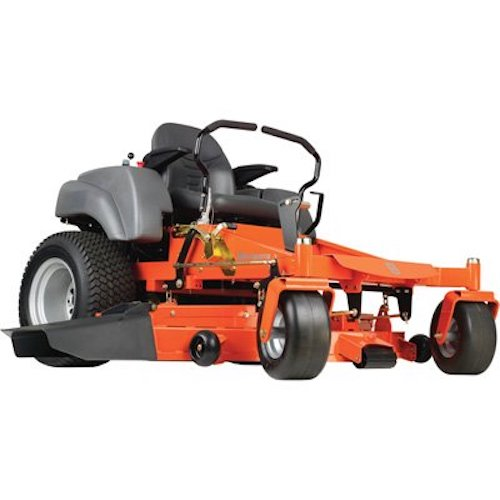 9. Husqvarna MZ61 61 in. 27 HP Briggs & Stratton Hydrostatic Zero Turn Riding Mower