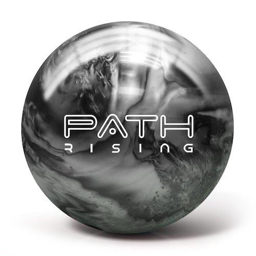 1.Pyramid Path Rising Pearl Bowling Ball