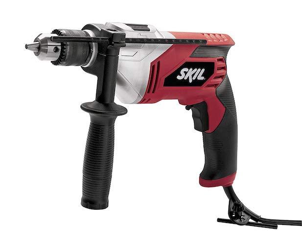 6.SKIL 6445-04 7.0 Amp 1/2 In. Hammer Drill