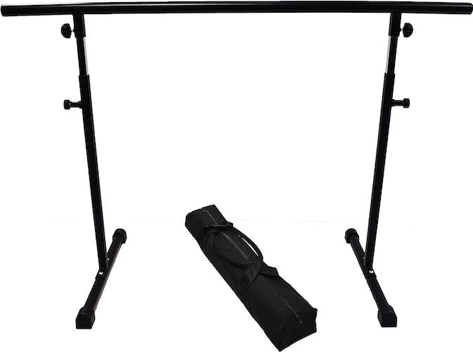 9. Health Mark Free Standing Balance Barre with Travel Bag (SB19200)