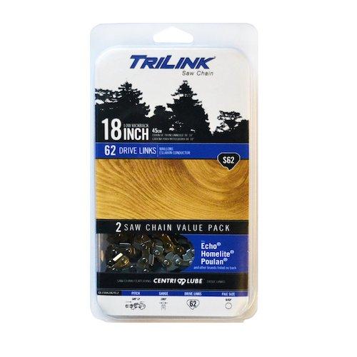 3.Trilink Saw Chain CL15062X2TL2 18