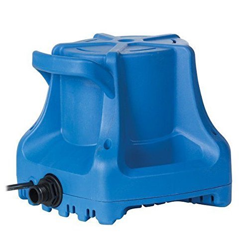 9. NEW Little Giant 577301 Automatic Swimming Pool Winter Cover Water Pump 1700 GPH