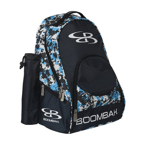 9. Boombah Tyro Baseball/Softball Bat Backpack - 20