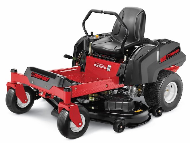 5. Troy-Bilt Mustang 54 25HP 54-Inch Zero-Turn Mower