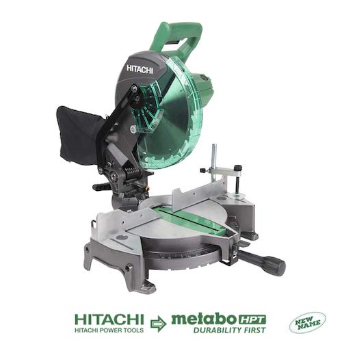 2.Hitachi C10FCG 15-Amp 10