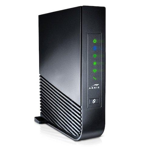 7.Arris NVG468MQ 802.11ac Wi-Fi and MoCA®2.0 Frontier Formerly Verizon Fios Firmware Better than G1100 Wireless-AC Wireless Gateway