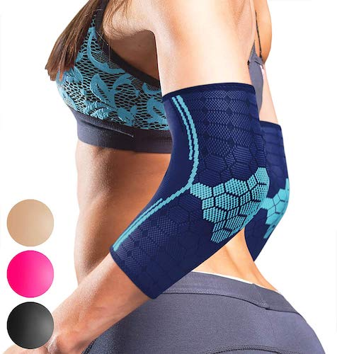 Top 10 Best Tennis Elbow Supports in 2020 Reviews