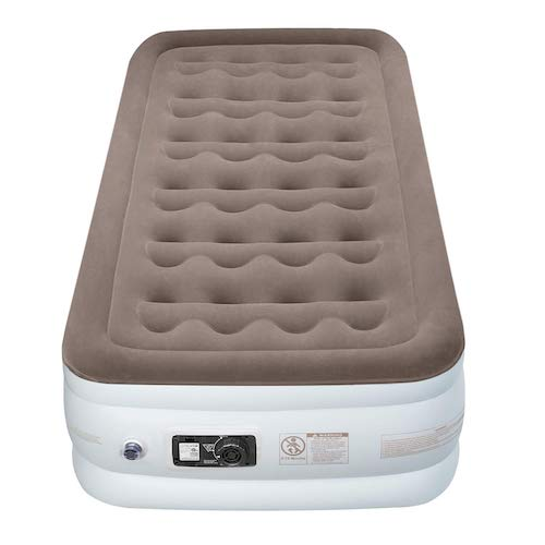 Top 10 Best Camping Mattress for Bad Back in 2019 Reviews