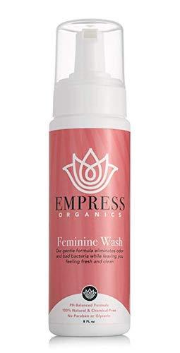 8.Empress Organics Feminine Wash (8 oz)