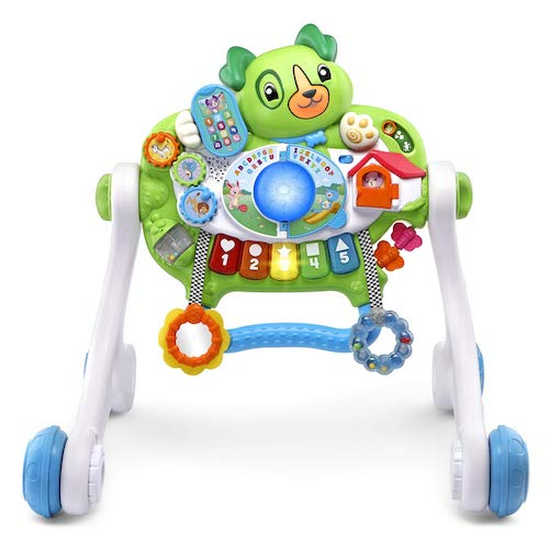 9. LeapFrog Scout's 3-in-1 Get Up and Go Walker Frustration Free Packaging