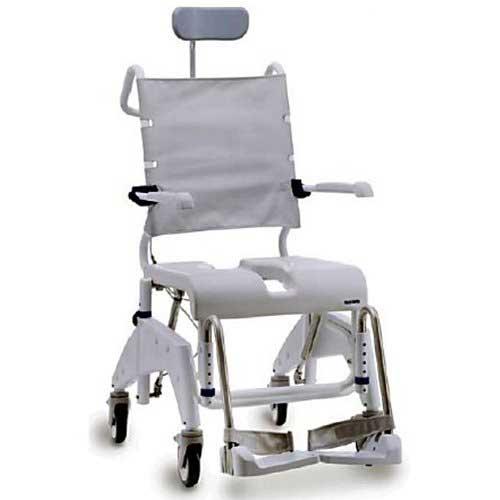 3. Aquatec OceanVIP Tilt-In-Space Shower Commode Chair