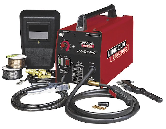4. Lincoln Electric K2185-1 Handy MIG Welder