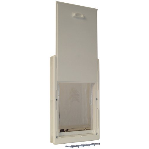 10. Ideal Pet Products Original Pet Door with Telescoping Frame