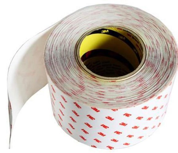 4. 3M Scotchgard Clear Paint Protection Bulk Film Roll 6-by-48-inches