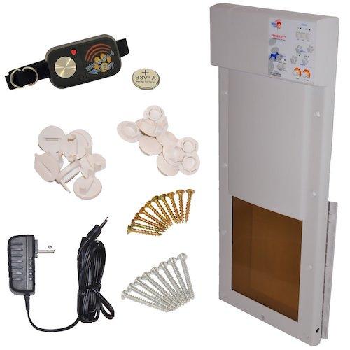1. Power Pet Electronic Pet Door - Medium - PX-1