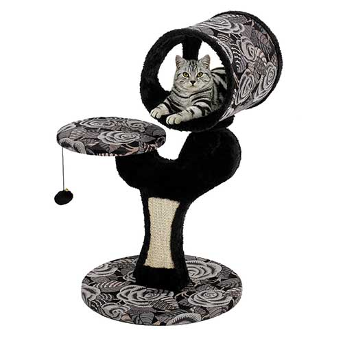7. MidWest Cat Furniture | Durable, Stylish Cat Trees & Cat Scratching Posts | 1-Year Manufacturer's Warranty