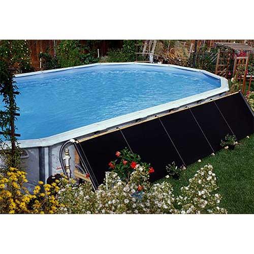 Best Solar Heater for Above Ground Pool 9. Fafco Sungrabber Solar Panels