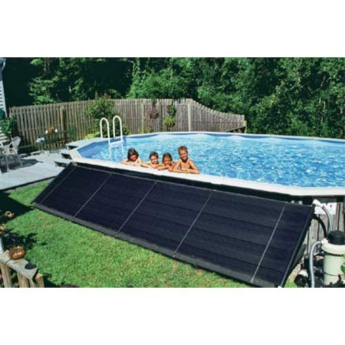 Best Solar Heater for Above Ground Pool 6. Sun2Solar Ground Mounted Heating Solar Panel System for Above Ground & Inground Swimming Pools | 2-Foot-by-20-Foot