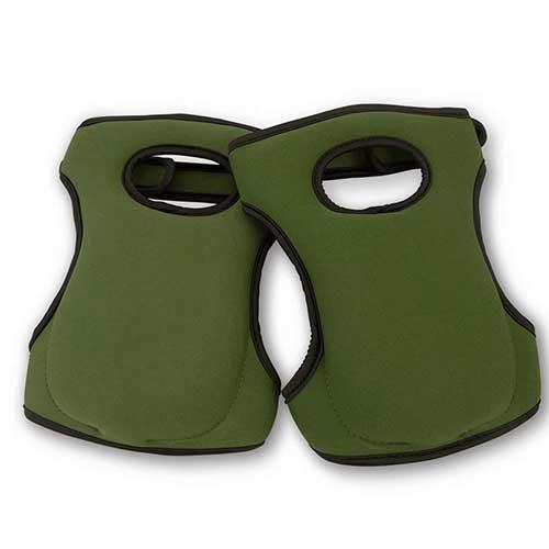 9. BeGrit Gardening Knee Pads Garden Knee Protectors Protective Cushion Soft Ultra Comfort Neoprene Caps for Home Gardener Cleaning Work Scrubbing Floors Pruning