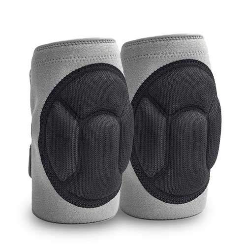 8. JYSW Knee Pads Gardening & Home, Knee Protectors Protective Cushion with Lightweight EVA Foam Cushion, Soft Inner Liner, Easy Fit with Adjustable Straps for Cleaning Work Scrubbing Floors Pruning