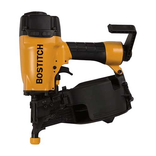 10. BOSTITCH Coil Siding Nailer, 1-1-1/4-Inch to 2-1/2-Inch (N66C)