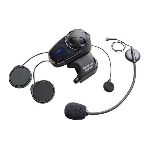 9. Sena SMH10-11 Motorcycle Bluetooth Headset / Intercom