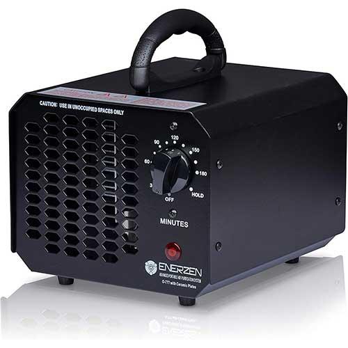4. Enezen Commercial Ozone Generator 6,000Mg Industrial 03 Air Purifier.