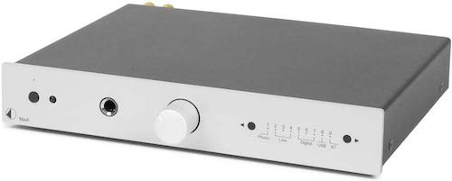 10. Pro-Ject MaiA - My Audio Integrated Amplifier (Silver)