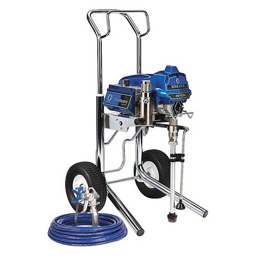 Best Airless Paint Sprayers Under 500 6. by Graco Airless Paint Sprayer, Cart, 0.54 gpm